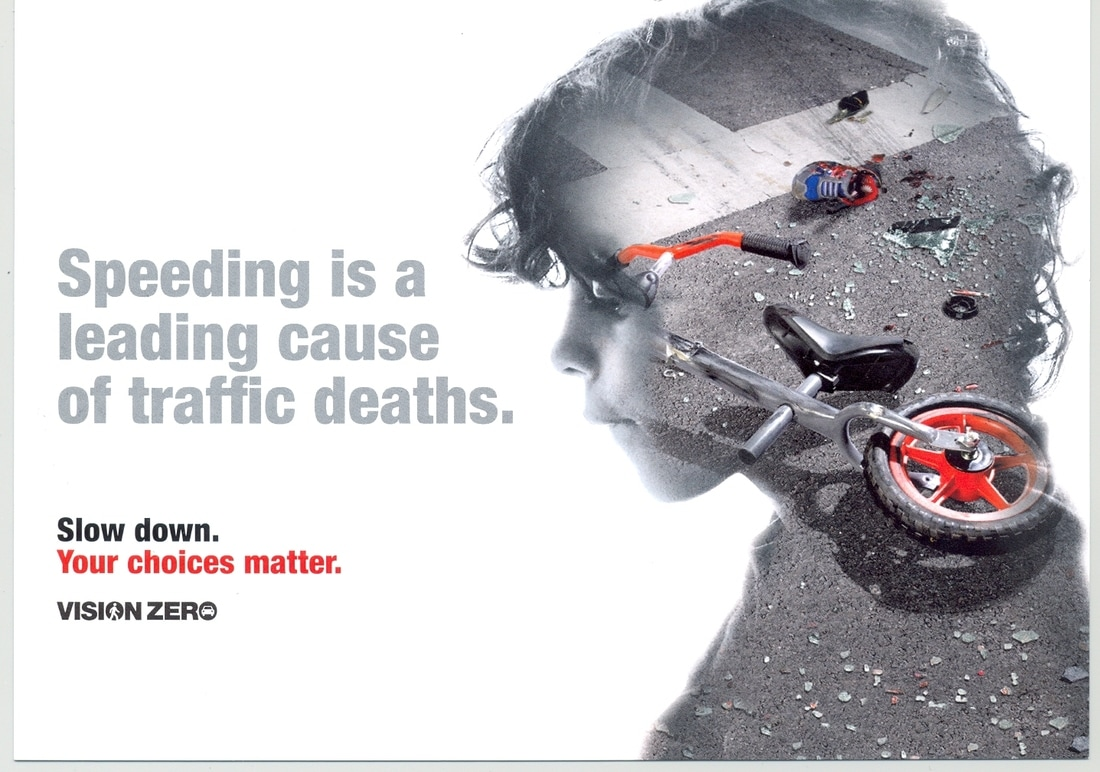 speeding leading cause of traffic deaths